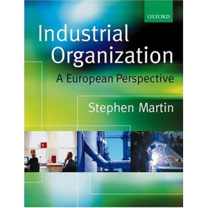 Industrial Organization: A European Perspective