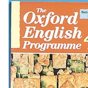 National Curriculum Key Stage 4 (Bk.4) (Oxford English programme)