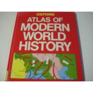 Atlas of Modern World History