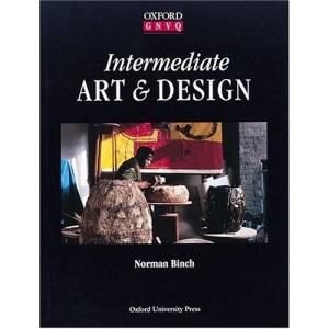 Intermediate Art and Design (Oxford GNVQ)