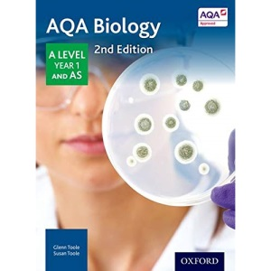 AQA Biology: A Level Year 1 and AS (AQA A Level Sciences 2014)