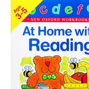 At Home with Reading (New Oxford Workbooks)
