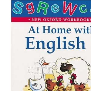 At Home with English 1 (Age 5 - 6: New Oxford Workbooks)