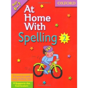 At Home With Spelling 2: Bk. 2