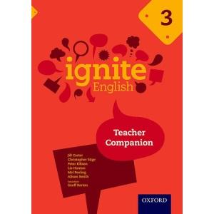 Ignite English: Teacher Companion 3