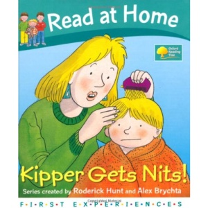 Read at Home: First Experiences: Kipper Gets Nits