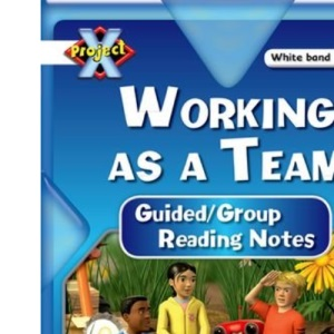 Project X: Working As A Team: Teaching Notes