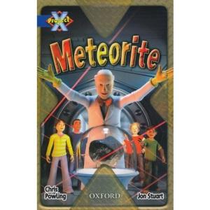 Project X: Y5 Blue Band: Top Secret Cluster: Meteorite (Project X Top Secret)