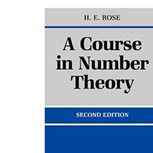 A Course in Number Theory (Oxford Science Publications)