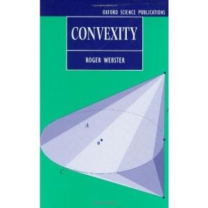 Convexity (Oxford Science Publications)