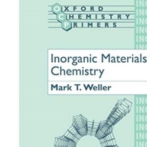 Inorganic Materials Chemistry (Oxford Chemistry Primers)