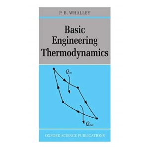 Basic Engineering Thermodynamics