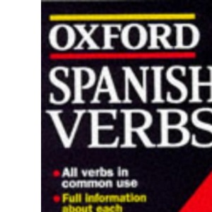 Spanish Verbs (Oxford Minireference Series)