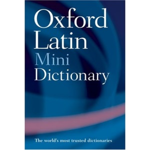 The Oxford Latin Minidictionary