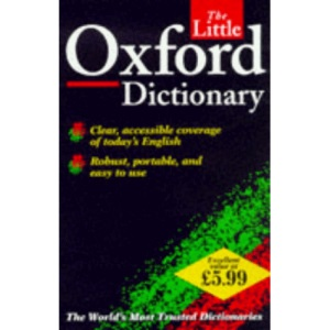 The Little Oxford Dictionary of Current English