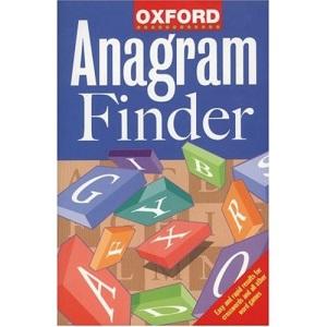 Oxford Anagram Finder (Market House Books)