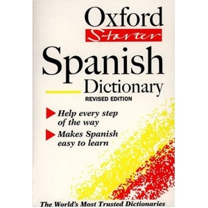 Oxford Starter Spanish Dictionary (Oxford Starter Dictionaries)