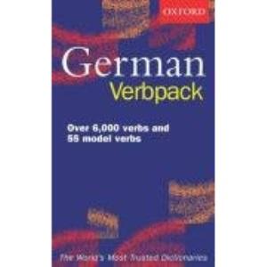 Oxford German Verbpack