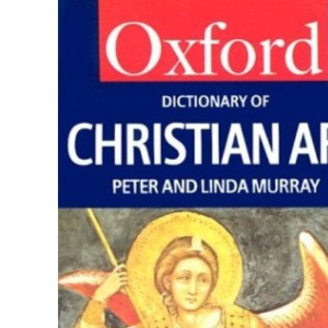 Dictionary of Christian Art (Oxford Paperback Reference)