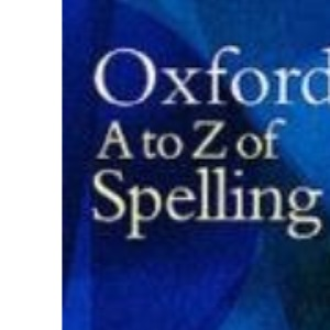 Oxford A-Z of Spelling