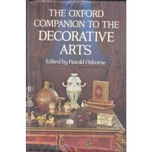 Oxford Companion to the Decorative Arts