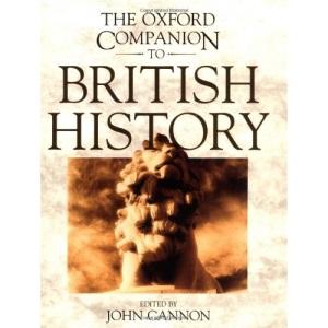 The Oxford Companion to British History (paperback)