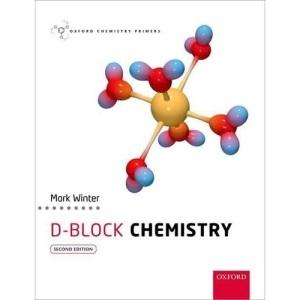 d-Block Chemistry 2/e (Oxford Chemistry Primers)