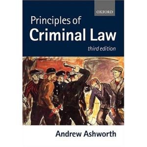 Principles of Criminal Law (Clarendon Law Series)