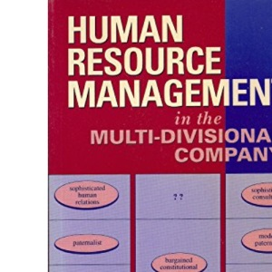 Human Resource Management in the Multi-divisional Company