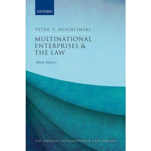 Multinational Enterprises and the Law (Oxford...