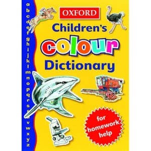 The Oxford Children's Colour Dictionary