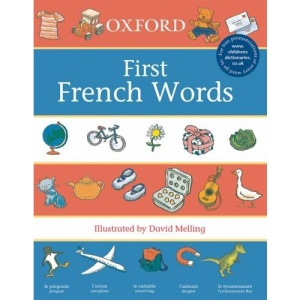 Oxford First French Words (2007) (Oxford First Books)