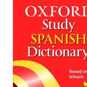 Oxford Study Spanish Dictionary 2005
