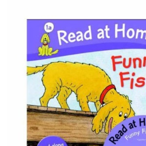 Read at Home: Level 1a: Funny Fish Book + CD