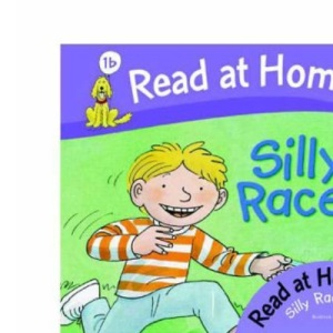 Read at Home: Level 1b: Silly Races Book + CD
