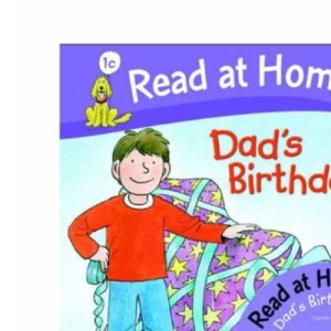 Read at Home: Level 1c: Dad's Birthday Book + CD