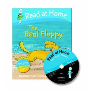 Read at Home: Level 3b: The Real Floppy Book + CD