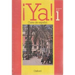 Ya!: Pt. 1: Curso de Espanol