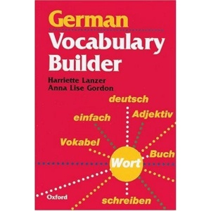 German Vocabulary Builder (Vocabulary builders)