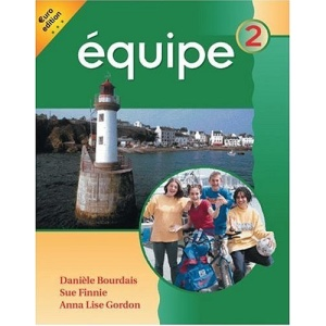 Équipe: Level 2: Students' Book 2: Euro Edition: Students Book Level 2 (Equipe)