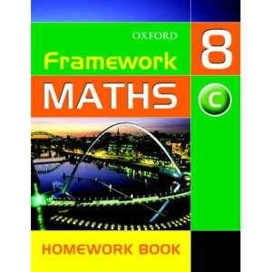Framework Maths: Y8: Year 8 Core Homework Book: Core Homework Book Year 8