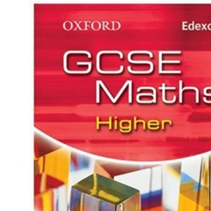 Oxford GCSE Maths for Edexcel: Higher Homework Book