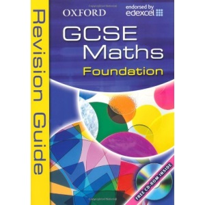 Oxford GCSE Maths for Edexcel: Foundation Revision Guide