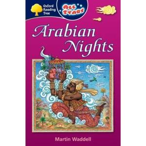 Oxford Reading Tree: All Stars: Pack 3a: Arabian Nights