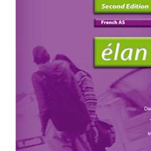 Élan: 1: AS Students' Book (Elan 2nd ed)