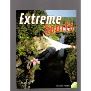 Extreme Sports: Oxford Literacy Web Non-Fiction (Y6): Non-fiction Year 6