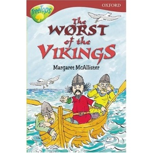 Oxford Reading Tree: Stage 15: TreeTops: The Worst of the Vikings: Worst of the Vikings