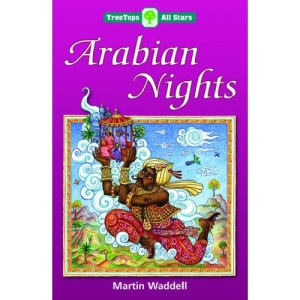 Oxford Reading Tree: TreeTops More All Stars: Arabian Nights