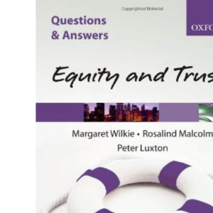 Q&A: Equity and Trusts 2008 and 2009
