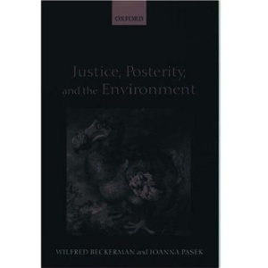 Justice, Posterity, and the Environment